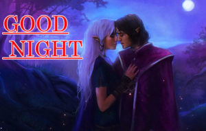 Romantic Lover Good Night Images photo pic download