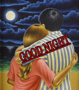 Romantic Lover Good Night Images photo pics download