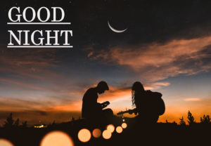 Romantic Lover Good Night Images wallpaper photo for facebook