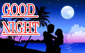 Romantic Lover Good Night Images photo wallpaper for whatsapp