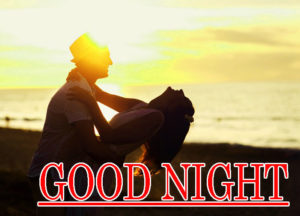 Romantic Lover Good Night Images wallpaper photo download