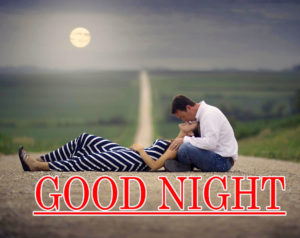 Romantic Lover Good Night Images photo wallpaper free download