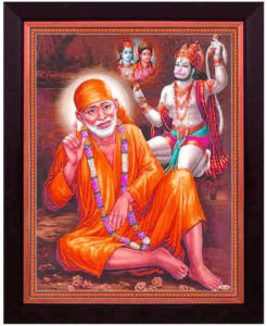 Sai Baba Blessings Images pictures photo hd download