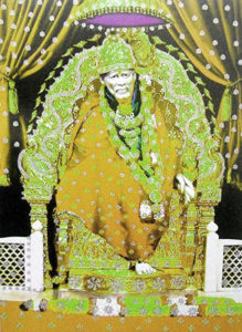 Sai Baba Blessings Images pictures photo hd