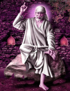 Sai Baba Blessings Images pics photo free hd