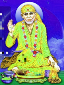 Shirdi Sai Baba wallpaper photo free hd