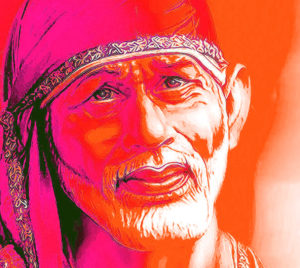 Shirdi Sai Baba photo pics free hd