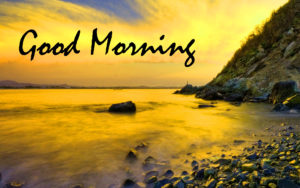 Sunrise Good Morning Images wallpaper photo free download
