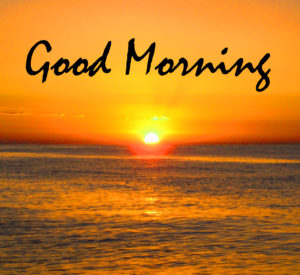 Sunrise Good Morning Images photo pics for facebook