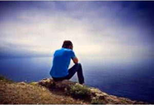 Feeling Alone Boy Whatsapp dp Images wallpaper photo download