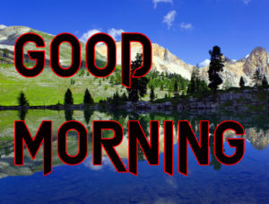 Latest HD Good Morning Images Pics With Nature