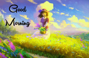 Art Good Morning Images wallpaper photo pics download