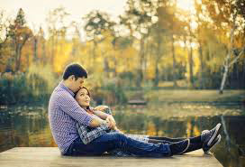 Cute Romantic Stylish Couple Whatsapp Profile DP Images Wallpaper Pics Free