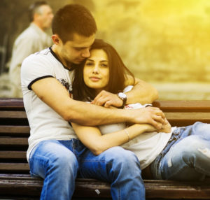 Cute Romantic Stylish Couple Whatsapp Profile DP Images photo Download