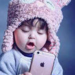 New Cool Attitude Boys & Girls whatsapp dp Images Pics photo with cute baby