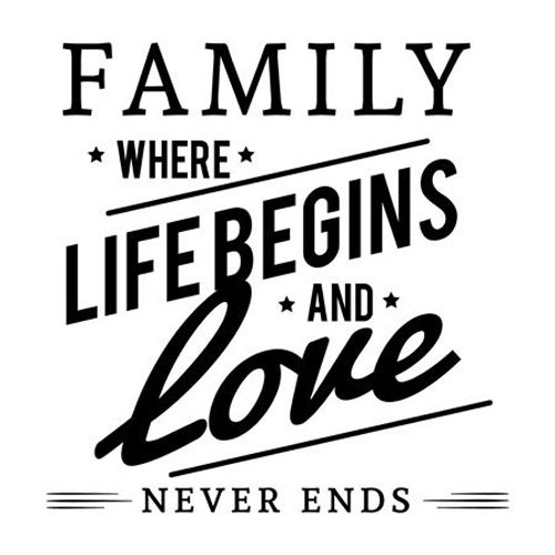Family Whatsapp DP Wallpaper