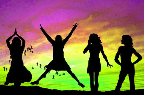 Friends Group Dp Images
