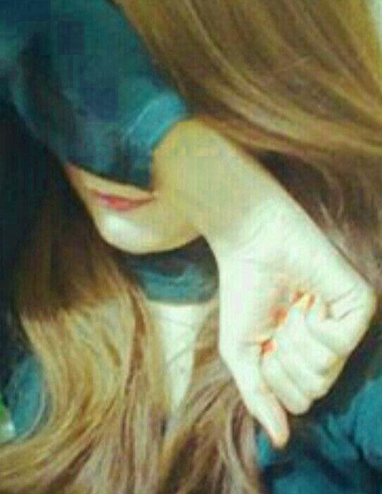 best cool hidden face whatsapp dp for girl hd