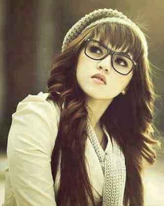 cute attituse Girl dp pics hd