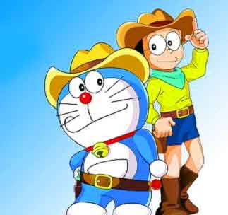latest small nobita shizuka whatsapp dp pics free download