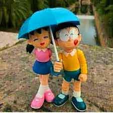 new romantic nobita shizuka whatsapp Profile pics hd