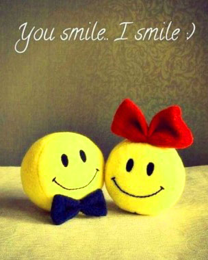 two Happy smile whatsapp dp hd download