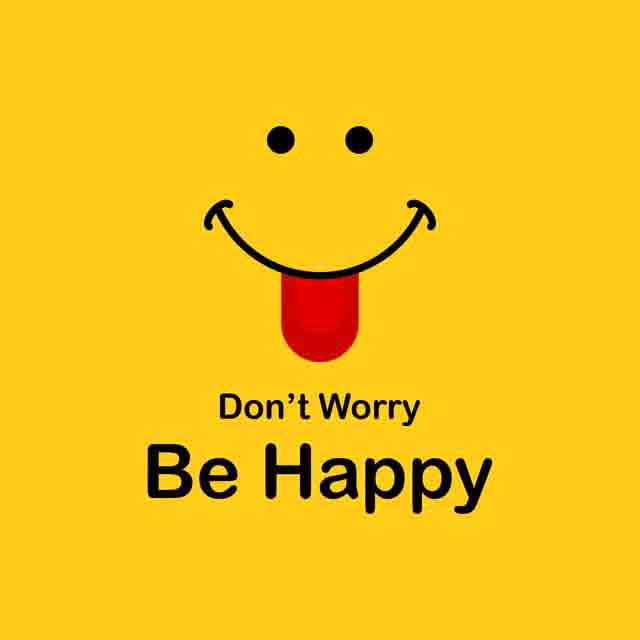 Be Happy Whatsapp Dp Images