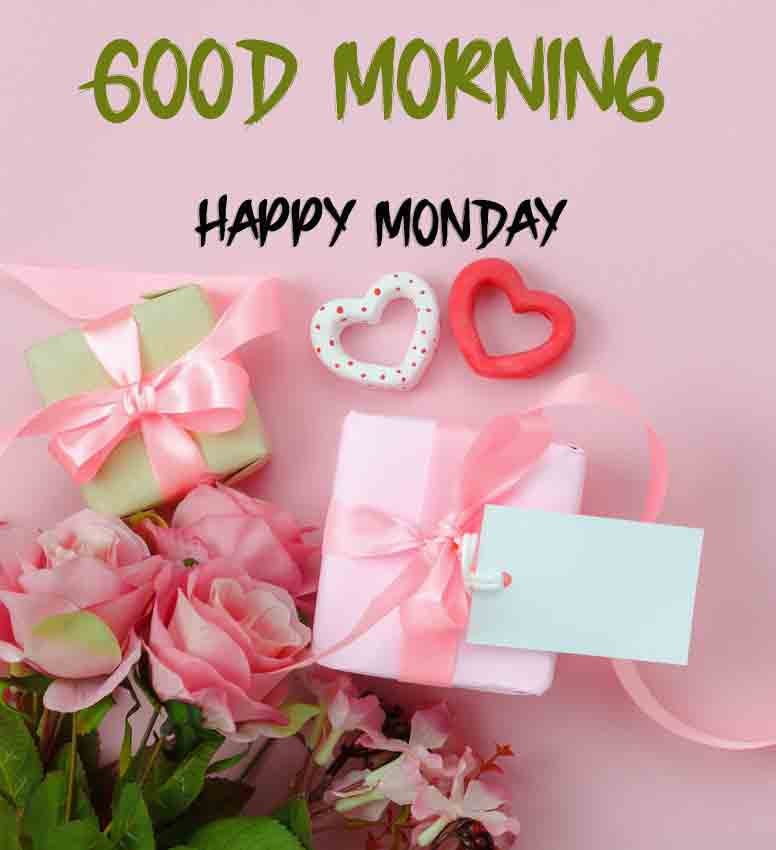 Beautiful Latest Monday Good Morning Images photo for facebook