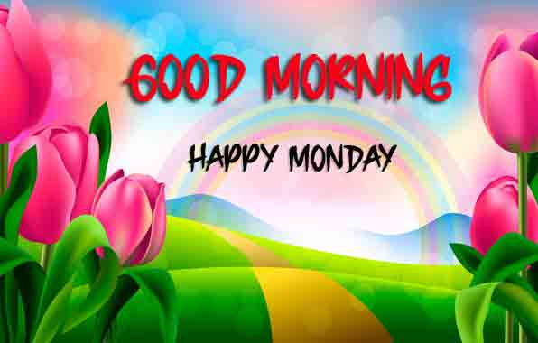 Beautiful Latest Monday Good Morning Images pics photo download