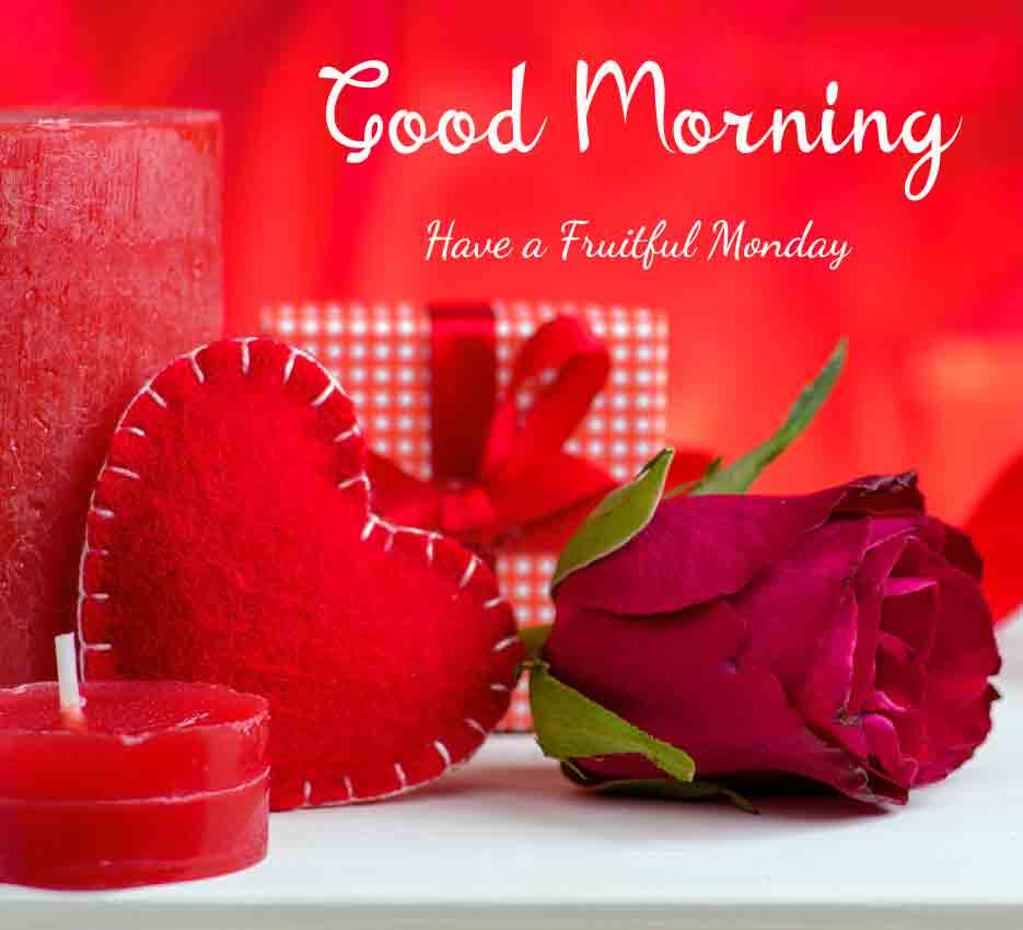 Beautiful Monday Good Morning Images for love