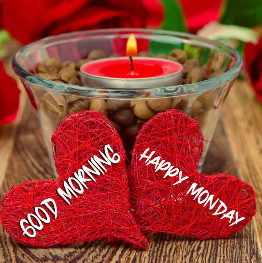 Beautiful Monday Good Morning Images pics for love