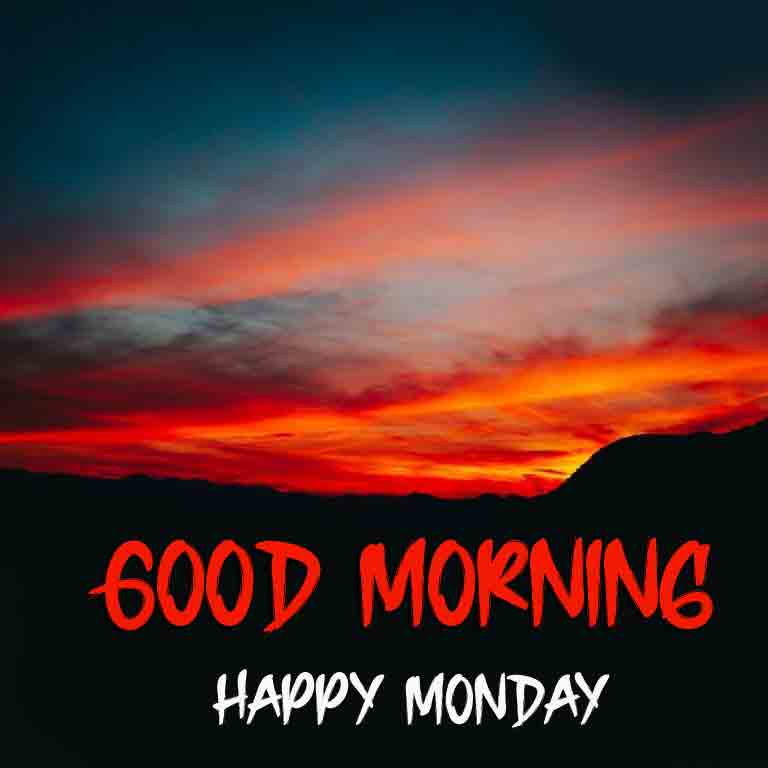 Beautiful Monday Good Morning Images pictures photo hd download