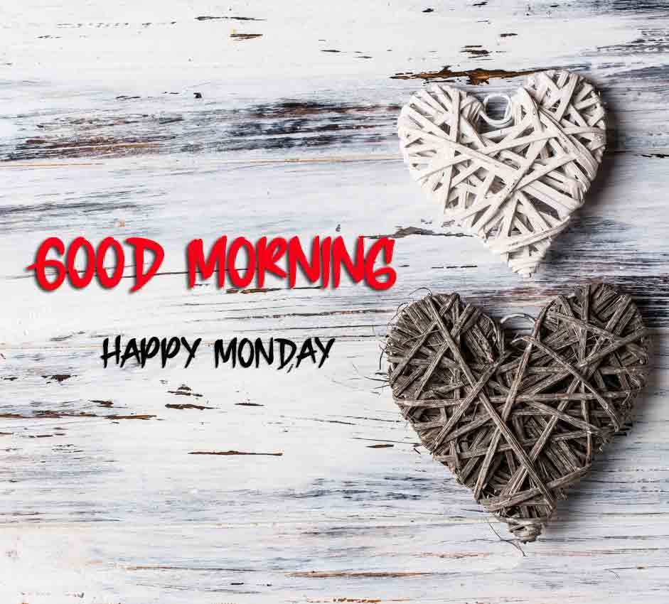 Beautiful Monday Good Morning Images with love