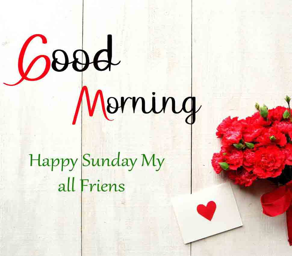 Good Moring Happy Sunday pics for facebook