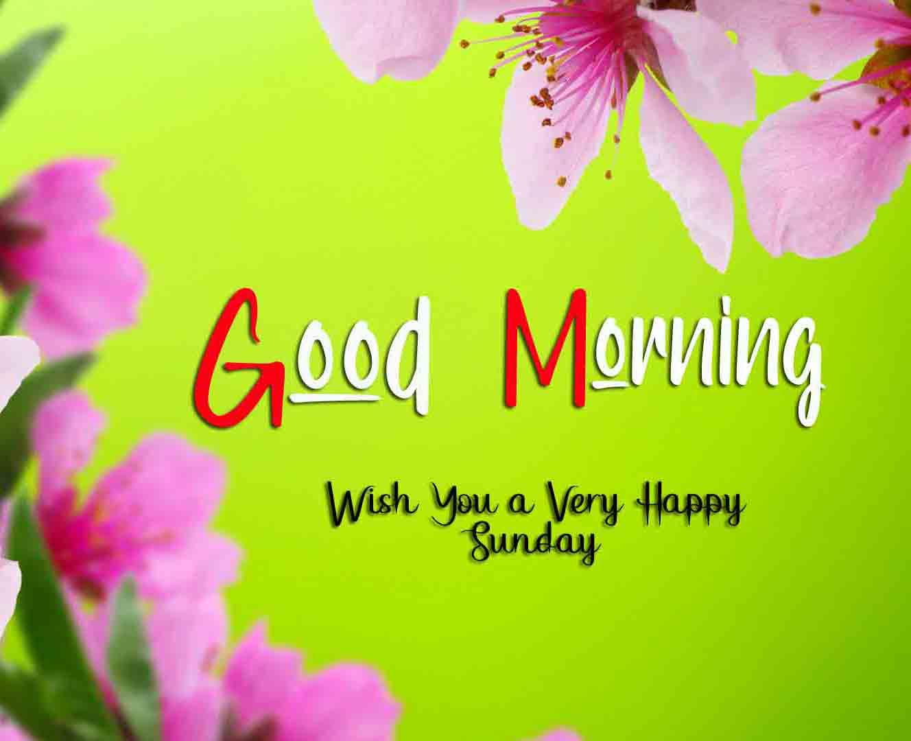 Good Moring Happy Sunday pics hd