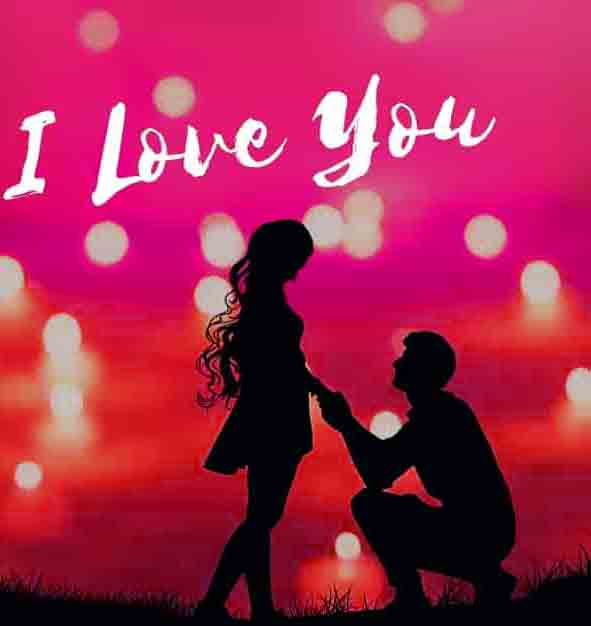 I Love You Whatsapp Dp Images photo for free download