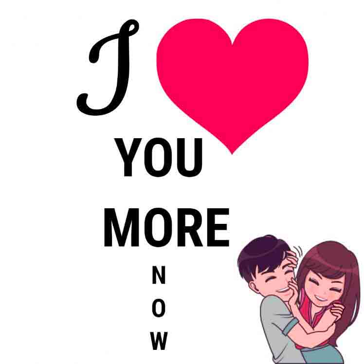 I Love You Whatsapp Dp Images pictures for download