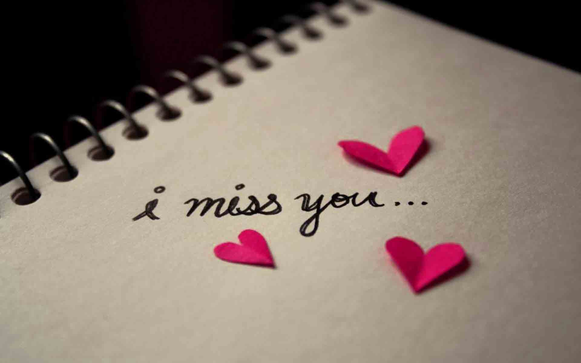 I Miss You Images best love