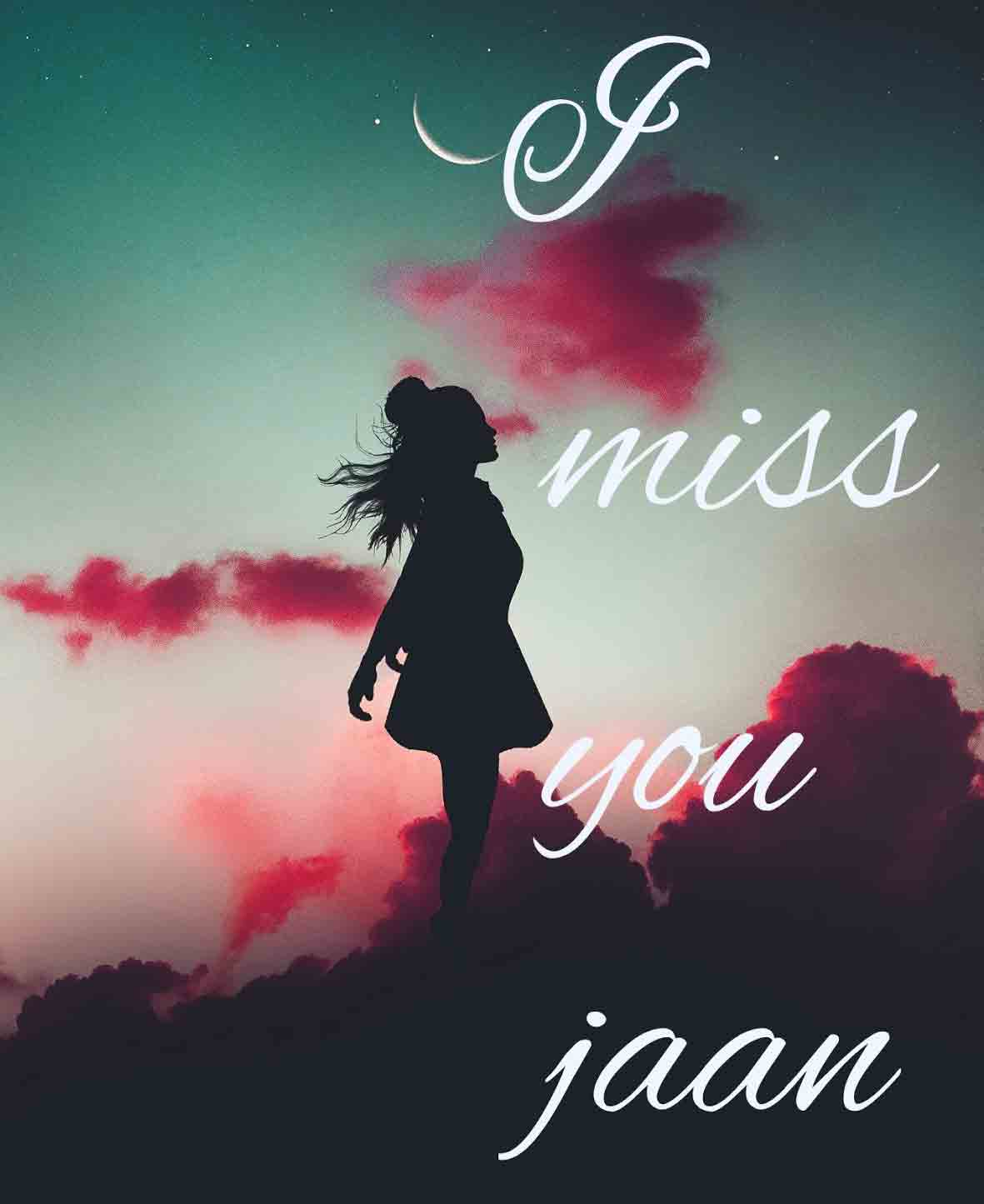 I Miss You Images for alone