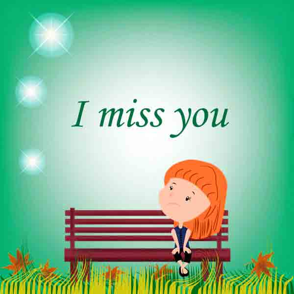 I Miss You Images for my love