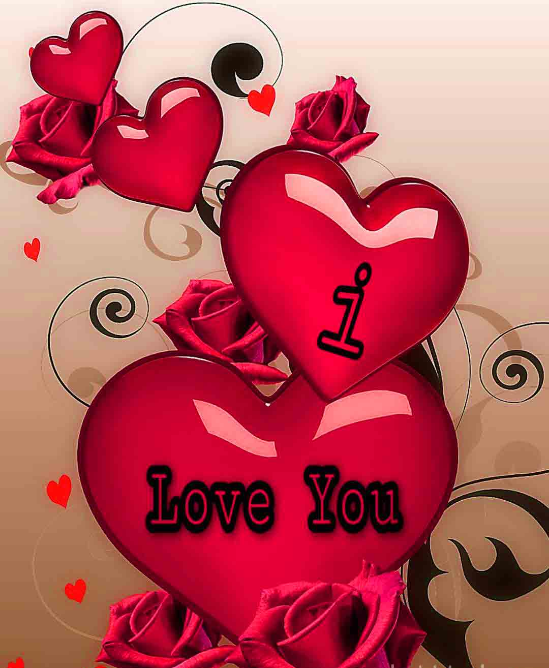 Latest I Love You Whatsapp Dp Images photo for download