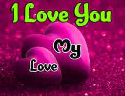 Latest I Love You Whatsapp Dp Images photo for my love