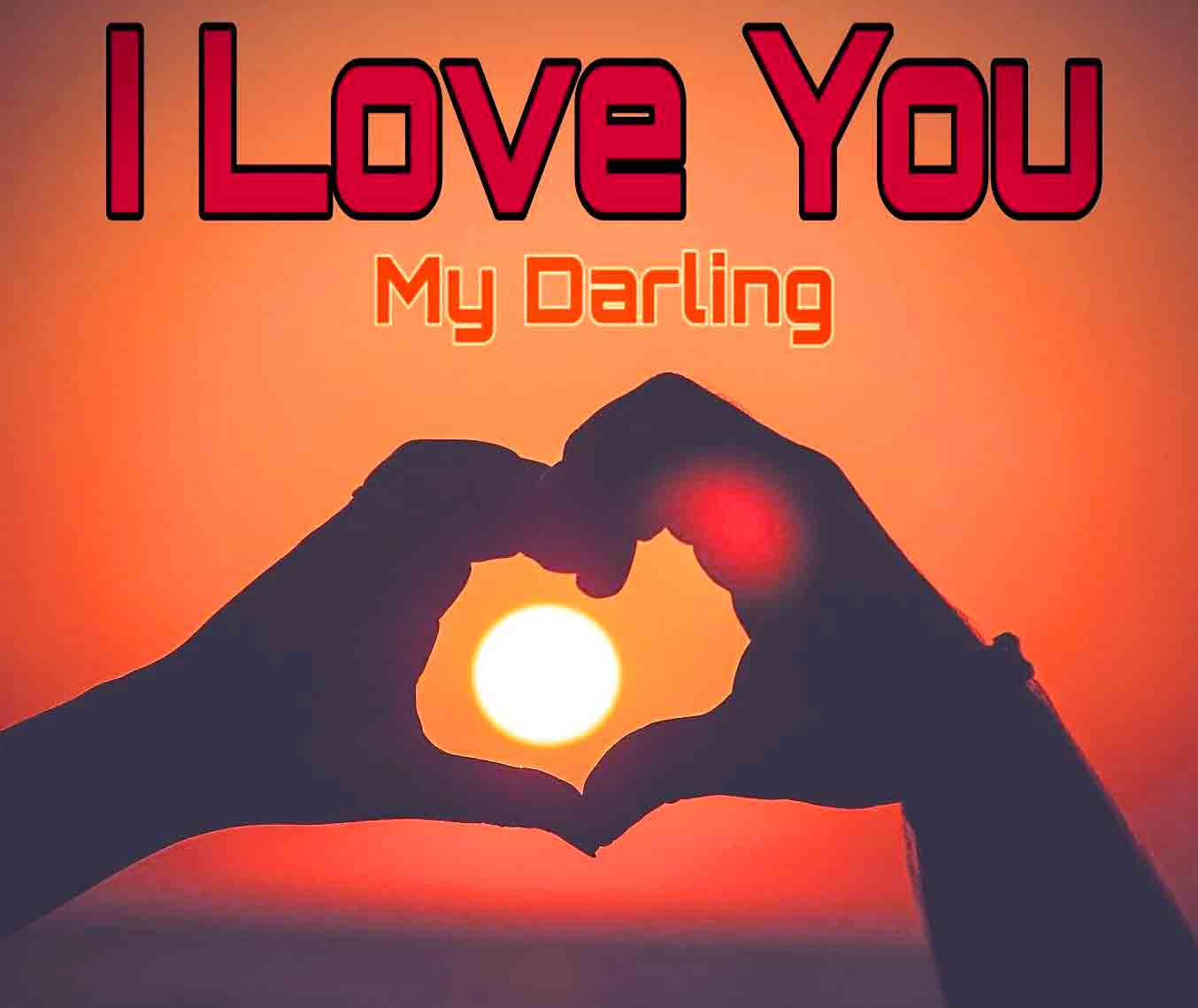 Latest I Love You Whatsapp Dp Images pictures free hd