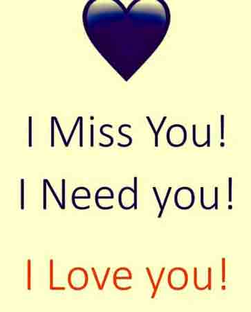 Latest I Love You Whatsapp Dp Images
