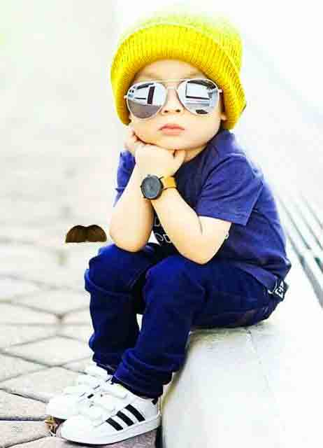 Lovely Cute Boy Whatsapp Dp Images photo pics free download