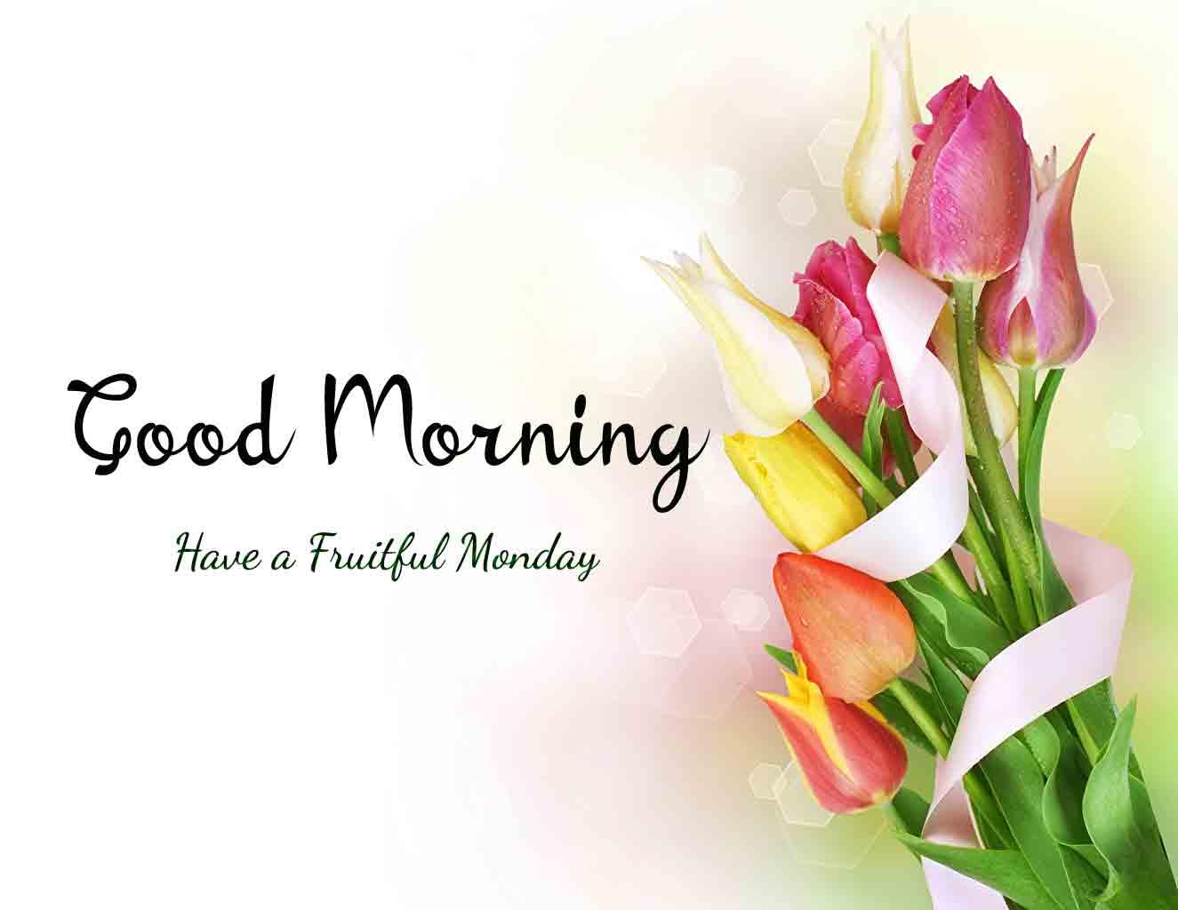 Monday Good Morning Images pics wallpaper hd