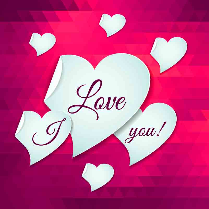 Nice Best I Love You Whatsapp Dp Images