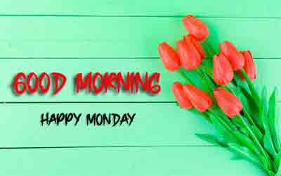 Nice Monday Good Morning Images pics for hd