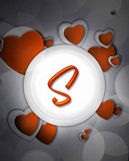 S letter Whatsapp Profile images hd