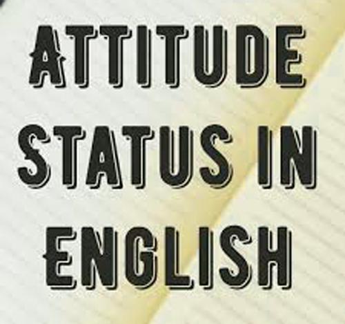Whatsapp DP Status Images In English